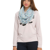 Emotional Cats Infinity Scarf