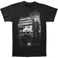 Halloween Men's  T-shirt Black