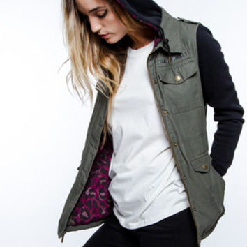 Glamour Kills - The Jenna Surplus Jacket