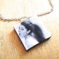 Ariana Grande Pendant by BluWatermelonDesigns on Etsy