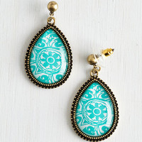 Boho Tide for First Place Earrings by ModCloth