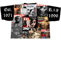 Remembrance of Tupac Crop
