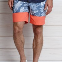 Reef Blocking Volley Boardshorts - Mens Board Shorts - Blue