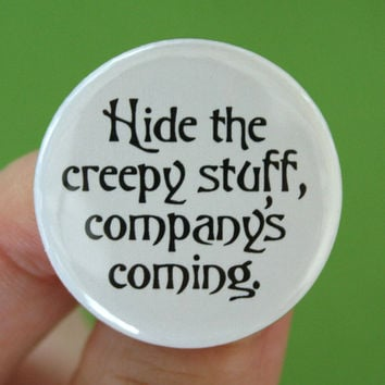 hide the creepy stuff company's coming 125 by thecarboncrusader