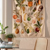 Illustrative Reference Chart Tapestry | Urban Outfitters