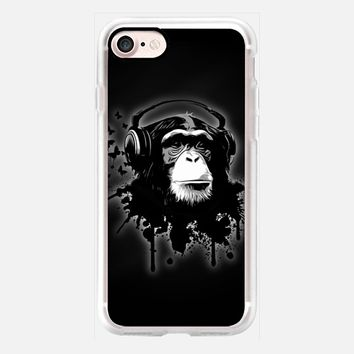 Monkey Business iPhone 7 Case by Nicklas Gustafsson | Casetify