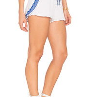 vitamin A Capri Petal Shorts in Trade Winds | REVOLVE