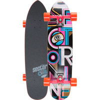 Sector 9 Sections Skateboard Pink One Size For Men 22623835001