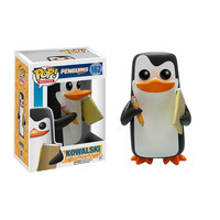 Kowalski Penguins of Madagascar POP! Movies #162 Vinyl Figure