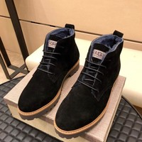 UGG  Men Casual Shoes Boots  fashionable casual leather
