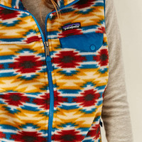 Patagonia Full-Zip Snap-T Vest - Urban Outfitters