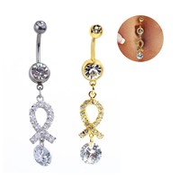 Decoration Pendant Jewelry Belly Ring [6768829383]