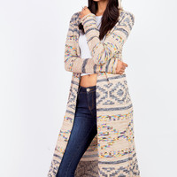 Tribe Heir Cardigan