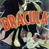 Dracula Bela Lugosi Vintage Movie Poster