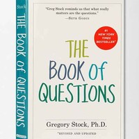 The Book Of Questions By Gregory Stock Ph.D.