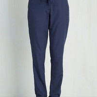 Tapered Leg Start-up Savvy Pants