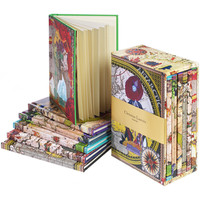 Six Continents Boxed Journals Set