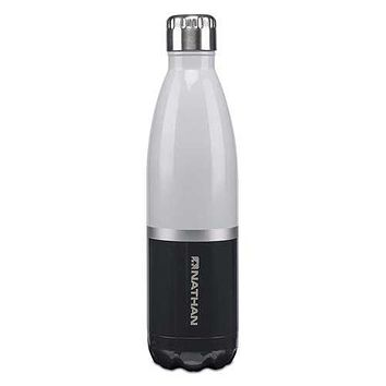 Nathan 25oz Chroma Double-Walled Insulated Stainless Steel BPA Free Water Bottle