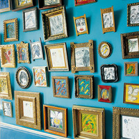 Hanging Pictures - Interiors - Redonline / Easy to steal ideas / Interiors / Home Page - Red Online