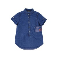 Fendi Denim Shirt
