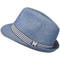 Peter Grimm - Gavin Grey Fedora Hat
