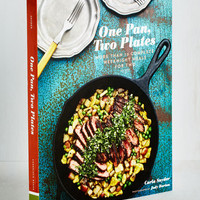 One Pan, Two Plates by Chronicle Books from ModCloth