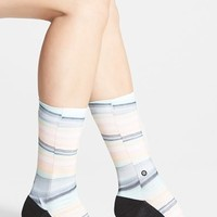 Women's Stance 'The Reserve - Watervibes' Crew Socks