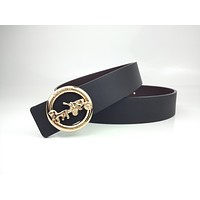 Coach Fashion versatile belt classic horse label ladies casual belt