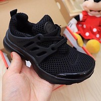 NIKE Girls Boys Children Baby Toddler Kids Child Breathable Sneakers Sport Shoes-1