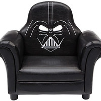 Star Wars Upholstered Chair- Darth Vader