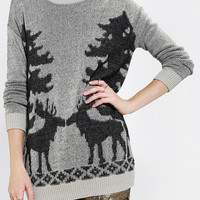 BDG Moose Love Sweater - Urban Outfitters