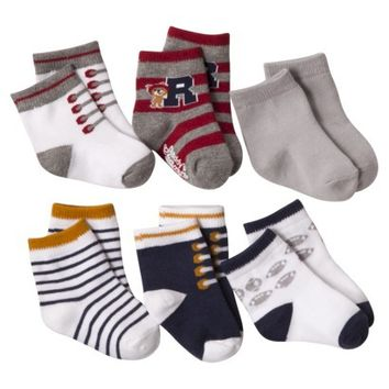 JOY NBB 6pk Cmptr Sock Sports