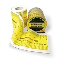 Amazon.com: Spinning Hat Measuring Tape Toilet Paper Roll: Home & Kitchen