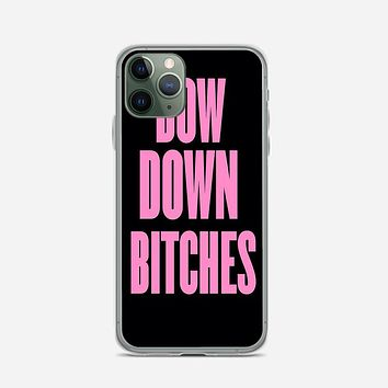 Bow Down iPhone 11 Pro Max Case