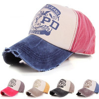 NYPD Washed/Weathered Baseball Cap(s) - HOT!