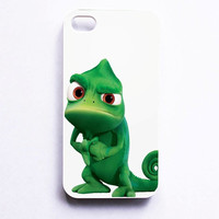 Tangled Pascal Phone Case For iPhone Samsung iPod Sony
