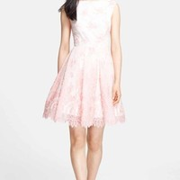 Alice + Olivia 'Zenden' Lace Fit