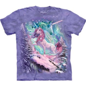 Aurora Unicorn T-Shirt - MT-10-3570 by Medieval Collectibles