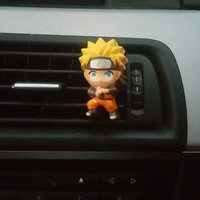 Naruto Uzumaki * Handmade, Car vent clip, car air freshener, car interior, car accessory, car fragrance