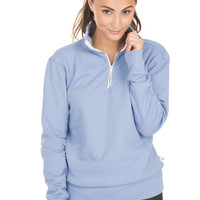GERAD - COTTON FLEECE 1/4 ZIP