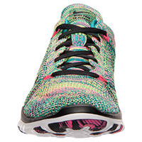 Women's Nike Free 5.0 Tr Flyknit Training Shoes | Finish Line