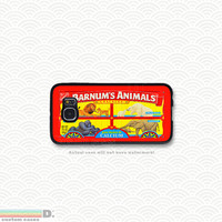 Animal Crackers, Custom Phone Case for Galaxy S4, S5, S6