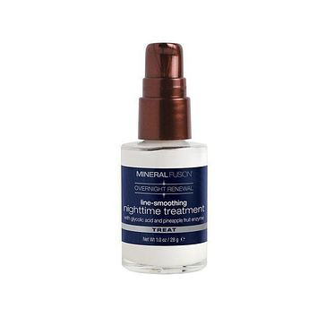 Mineral Fusion Line Smoothing Nighttime Treatment - 1 Oz