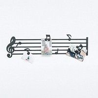 Melody Photo Holder in Black - Urban Outfitters