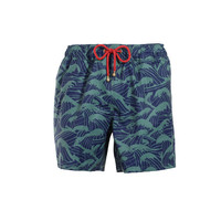 Mazu Swimwear Trunks Philippine Sea Navy