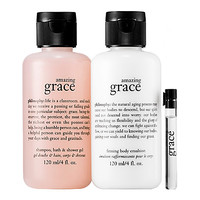 philosophy Amazing Grace Eau De Toilette Layering Set