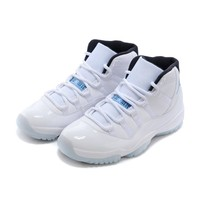 Air Jordan 11 Retro Columbia Legend Blue AJ11 OG Sneakers - Best Deal Online