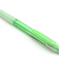 Pilot Color Eno Mechanical Pencil - 0.7 mm - Green Body - Green Lead - JetPens.com