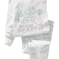 """Old Navy """"Home"""" Sleep Sets For Baby"""