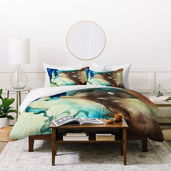 Madart Inc. Sky Drama Duvet Cover